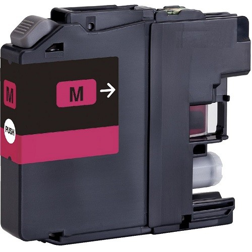 Brother LC131M Compatible Magenta Ink Cartridge