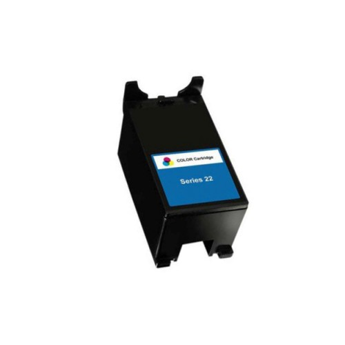 Dell Series 22, T092N, 59211405 Compatible TriColour High Yield Dye Ink Cartridge