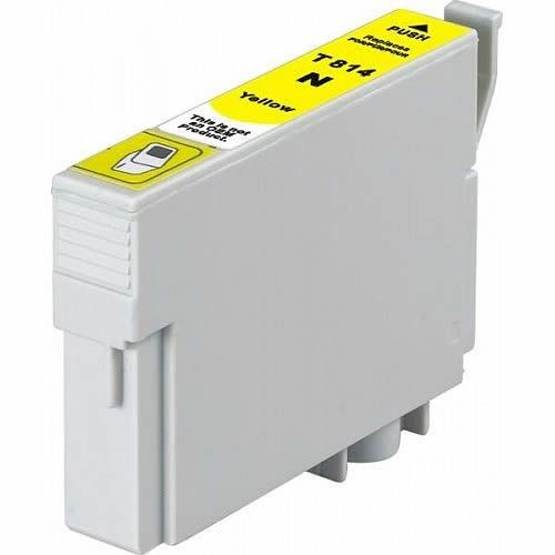 Epson C13T111492, 81N Compatible High Yield Yellow Dye Ink Cartridge