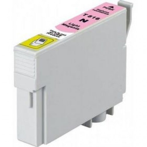 Epson C13T111692, 81N Compatible High Yield Light Magenta Dye Ink Cartridge