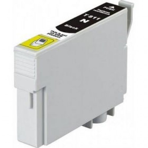 Epson C13T112192, 82N Compatible Black Dye Ink Cartridge