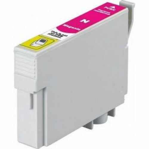 Epson C13T133392, 133 Compatible High Yield Magenta Pigment Ink Cartridge