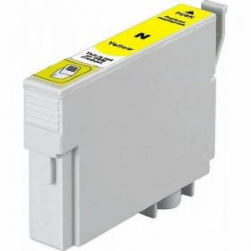 Epson C13T133492, 133 Compatible High Yield Yellow Pigment Ink Cartridge