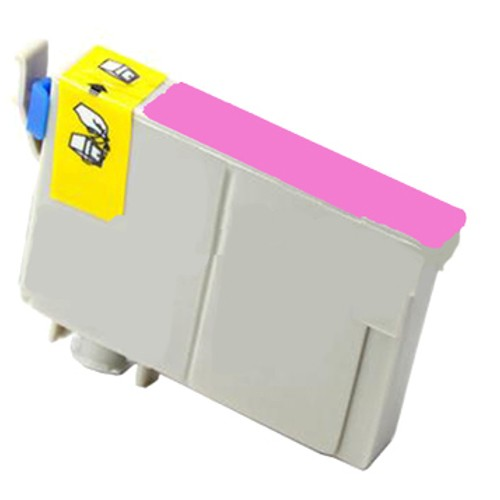 Epson C13T138392, 138 Compatible High Yield Magenta Pigment Ink Cartridge