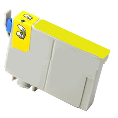 Epson C13T138492, 138 Compatible High Yield Yellow Pigment Ink Cartridge