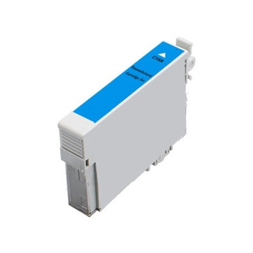 Epson C13T140292, 140 Compatible High Yield Cyan Pigment Ink Cartridge