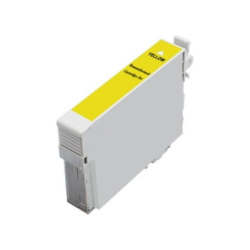 Epson C13T140492, 140 Compatible High Yield Yellow Pigment Ink Cartridge