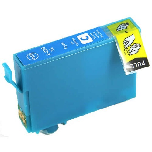 Epson C13T294292 Compatible Cyan Pigment High Yield Ink Cartridge