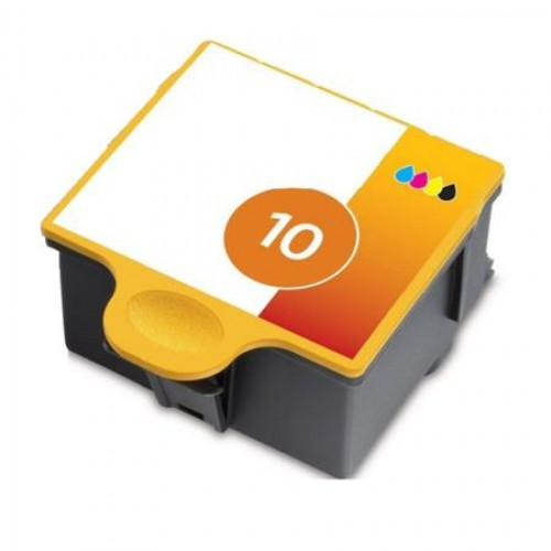 Kodak 3949930, #10 Compatible TriColour Dye Ink Cartridge