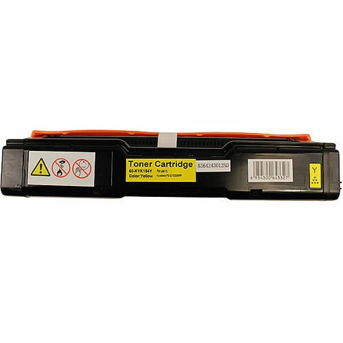 Kyocera TK154Y Compatible Yellow Laser Cartridge