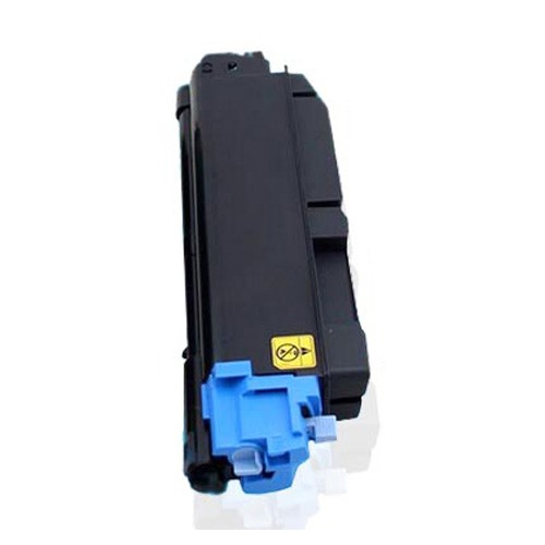 Kyocera TK5144C Compatible Cyan Copier Cartridge + 1 Waste Container