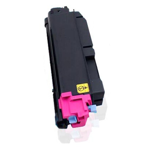 Kyocera TK5144M Compatible Magenta Copier Cartridge + 1 Waste Container