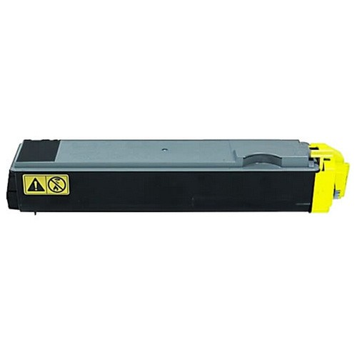 Kyocera TK5154Y Compatible Yellow Copier Cartridge + 1 Waste Container