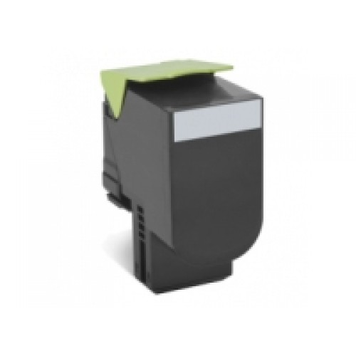 Lexmark 80C8SK0 Compatible Black High Yield Laser Cartridge