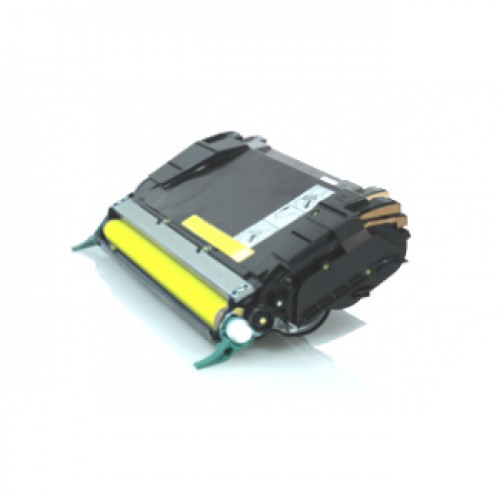 Lexmark C5220YS Compatible Yellow Laser Cartridge