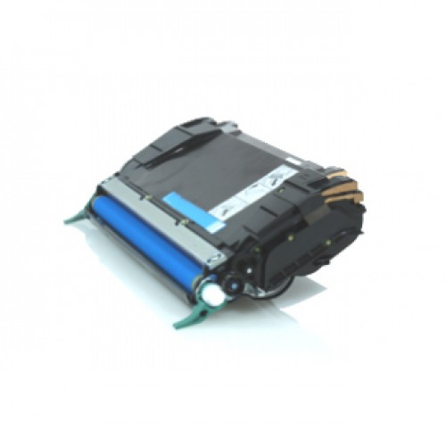 Lexmark C5240CH Compatible Cyan High Yield Laser Cartridge