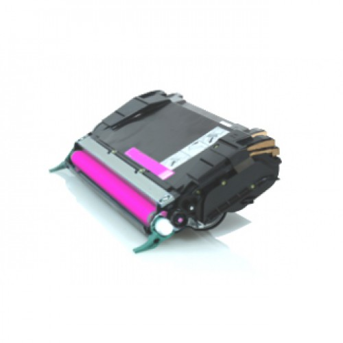 Lexmark C5240MH Compatible Magenta High Yield Laser Cartridge
