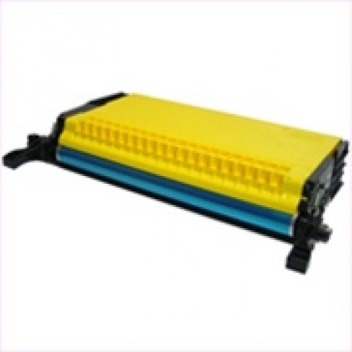 Samsung CLPY660B Compatible Yellow Laser Cartridge